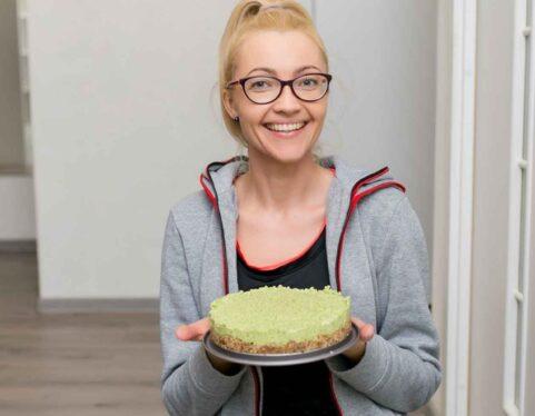 """""""Žaliųjų citrinų"""" pyrago receptas"""