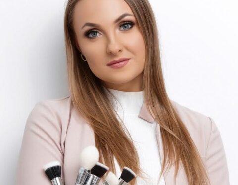 Interviu su visažiste Agnesa Chlebnikova:  5 svarbiausi patarimai atliekant dieninį makiažą.