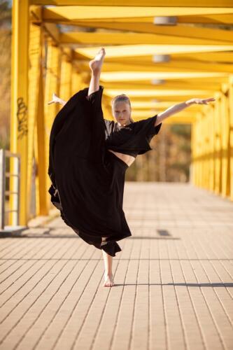 Šiuolaikinis šokis foto projektas 1