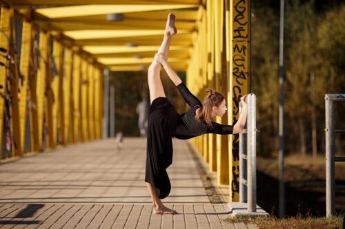 Šiuolaikinis šokis foto projektas 2