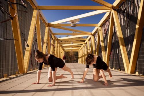 Šiuolaikinis šokis foto projektas 5