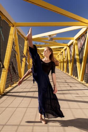 Šiuolaikinis šokis foto projektas 6